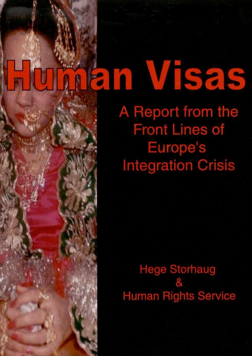 Cover of Human Visas fort: HRS