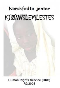 Norsfødte jenter kjønnslemlestes