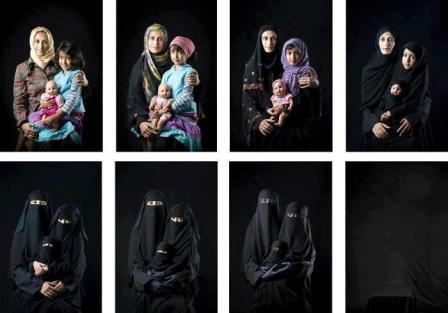 Hijab til usynlig