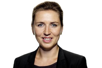 Mette Fredriksen