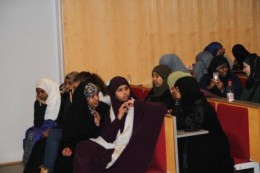 Høyskolen i Oslo, Islam Net