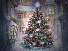 Et juletræ, dansk kultur – og demokrati