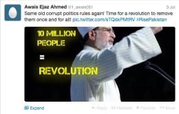 Benytt sjansen nå! Konfronter Islamsk Råds leder