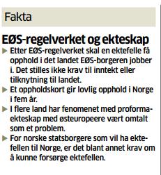 Faksimile fra Aftenposten