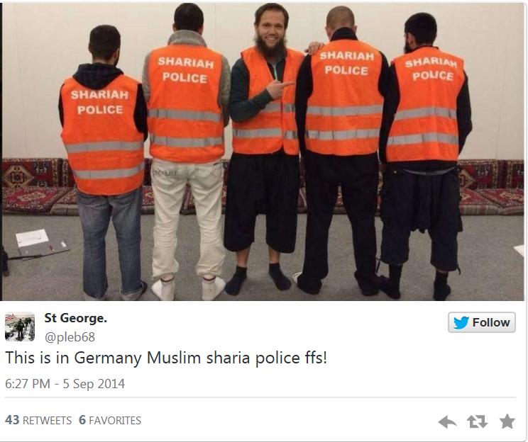 Shariapoliti_Tyskland