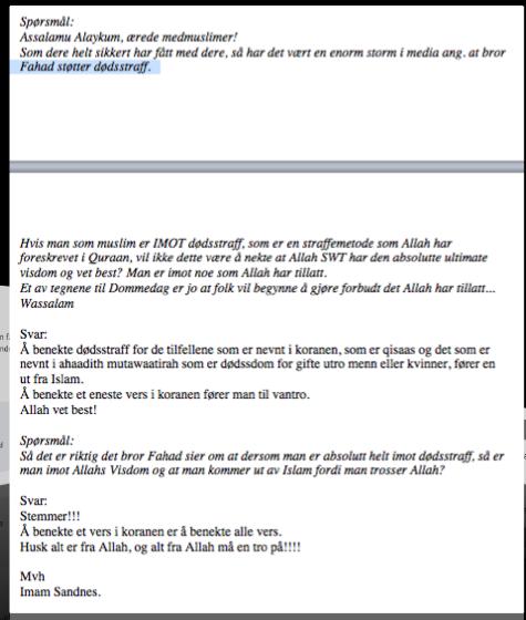 imam_sandnes_dødsstraff