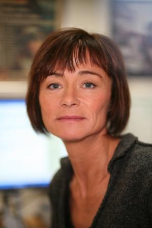 Hege Storhaug, informasjonsleder i HRS