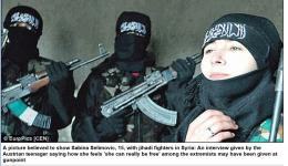 Advarer mot økt terror fra barn og kvinner i Europa
