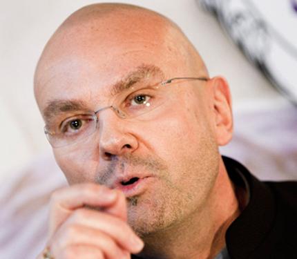 Einar Gelius, nå prest i Lom i Hamar bispedømme