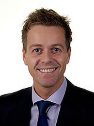 Bildet på snill og hjertevarm, KrF-leder Knut  Arild Hareide