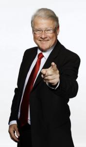 Carl I. Hagen er en politiker av sjeldent format.
