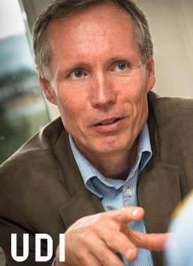 Frode Forfang, direktør i UDI