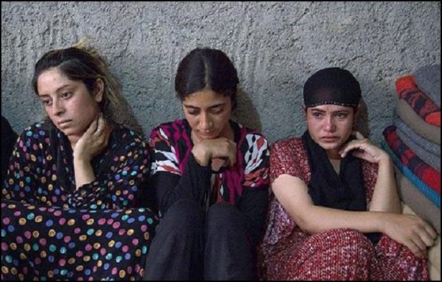 Kristne jenter tilfangetatt i Irak. Venter på skjebnen sin i klørne til Den islamske staten.
