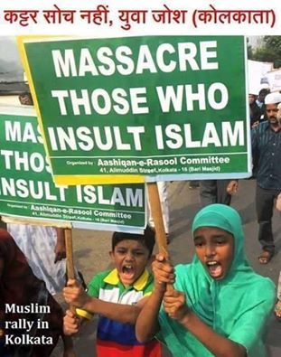 Åpenbart ikke islamofob, men angst for faktabasert debatt og humor.