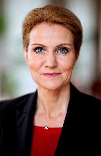 Helle Thorning-Schmidt (S) kjemper får å beholde makta i Danmark.