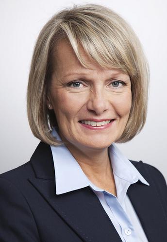 Den finske handels- og utviklingsminister Lenita Toivakka (Samlingspartiet)