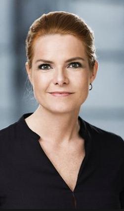 Integreringsminister Inger Støjberg (V)