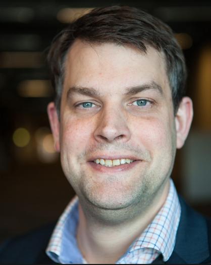 Kommunalråd Andreas Schönström fra Socialdemokraterna
