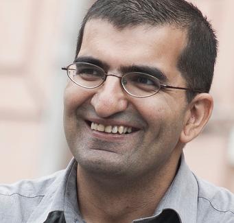Shoaib Sultan, ordførerkandidat i Oslo for MdG.