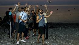 Etterforsker NGO-er i Hellas for menneskesmugling, inkluderer nordmenn