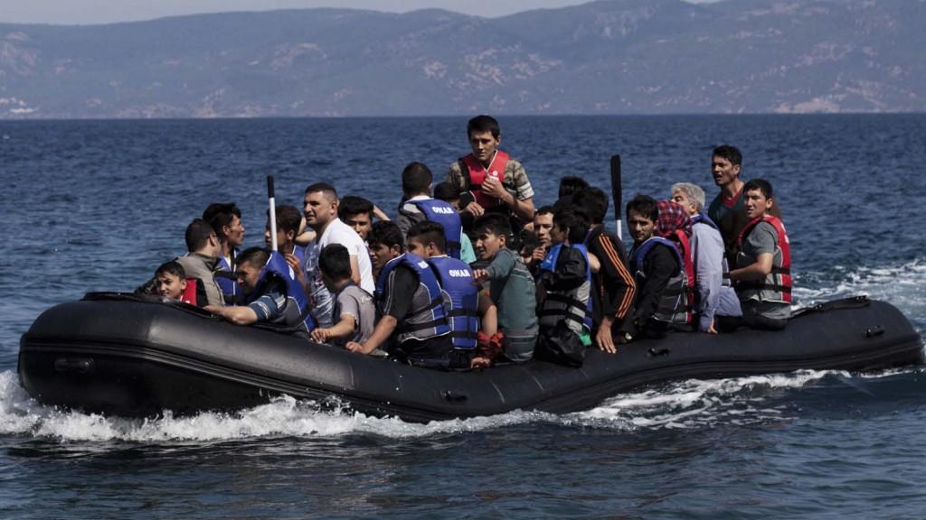 Bilde fra UNHCR-rapporten.