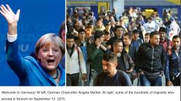 Tyskerne vil bli kvitt Merkel