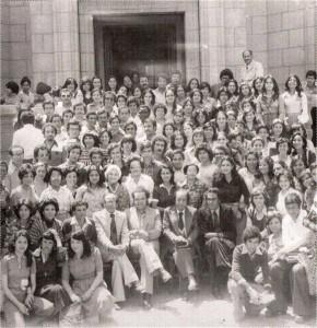 Universitetet i Kairo 1978.