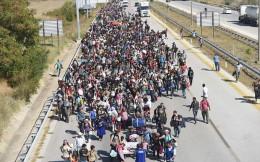 Danmark vil fjerne muligheten til å søke asyl ved grensen