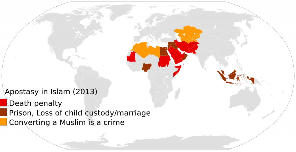 Apostasy_laws_in_2013.SVG