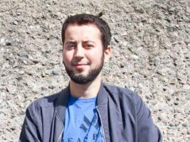 Morad Jarodi, vinner av Fritt Ords honnørpris i 2015.
