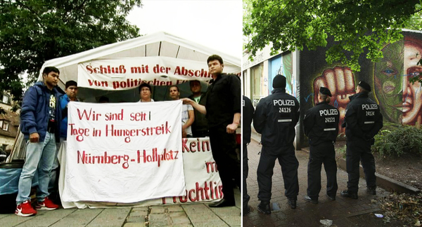 sultestreik_asyl_Tyskland