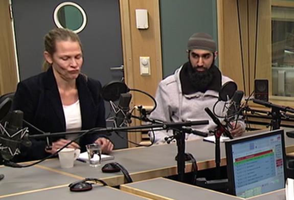 Åsne Seierstad ofrer blant annet kvinners menneskerettigheter i kampen mot terror.