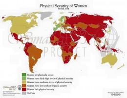 Kvinners bevegelsesfrihet innskrenkes stadig