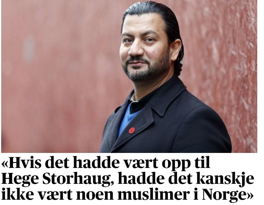Har Aftenposten med slike vulgære oppslag, dertil med en mann som ikke vil ta avstand fra å drepe homofile, valgt å utvandre fra vår tids viktigste debatt?