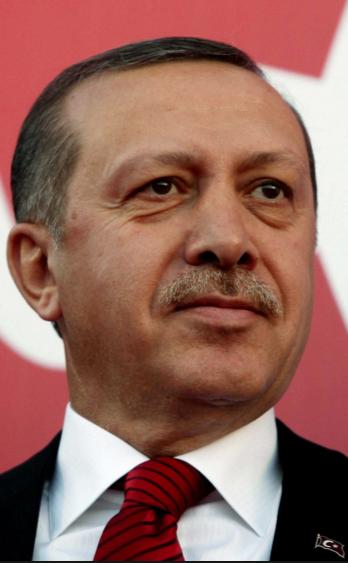 Vinneren er: Tyrkias president Recep Tayyip Erdogan.