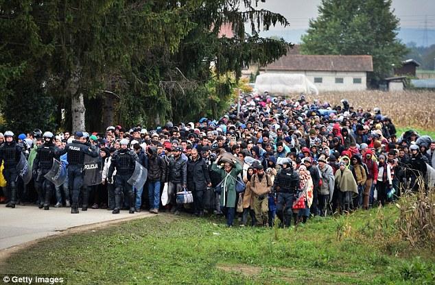 Et par tusen terrorister i Tyskland.Hva medNorge?