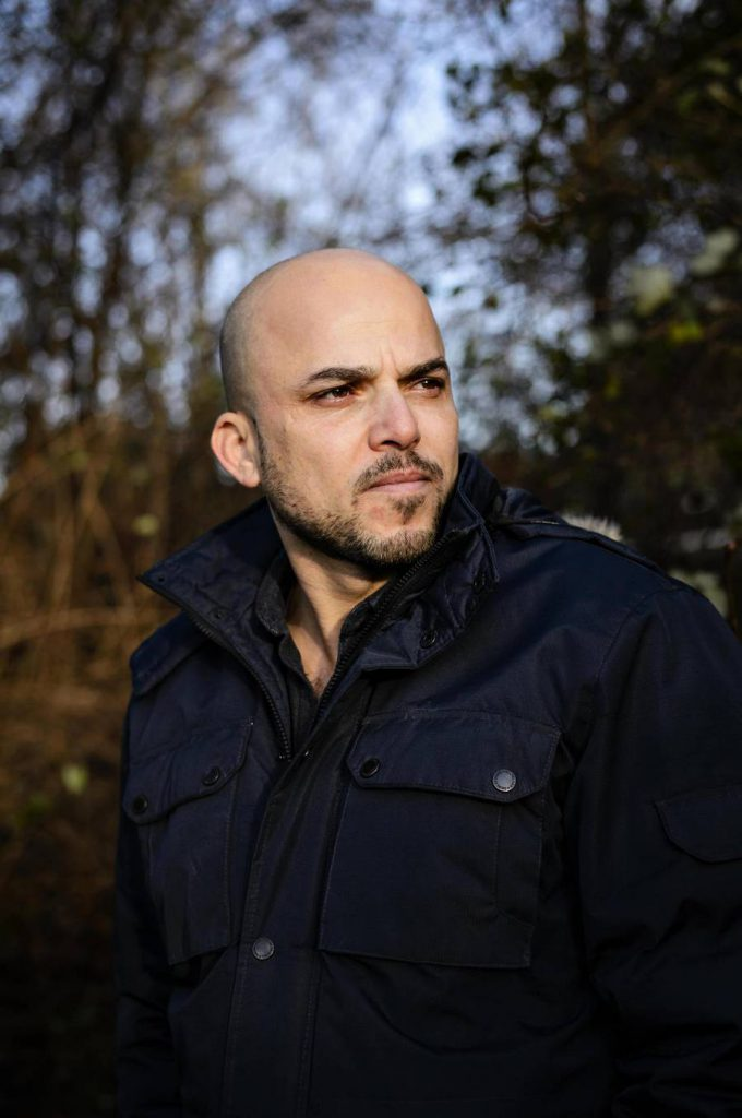 Khaled Mustapha. Bilde: Ekstrabladet.dk.