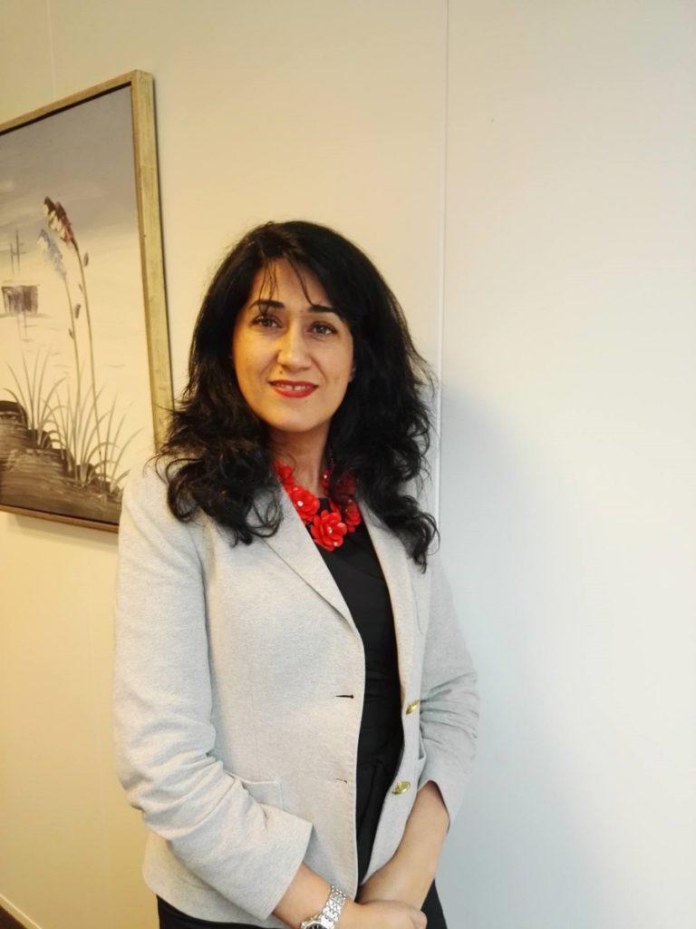 Anita Farzaneh.