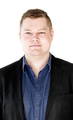 Martin Kjær Jensen.