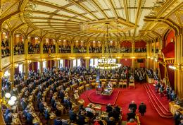 Nye Norge – men «gammel politikk»