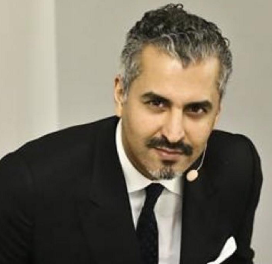 Maajid Nawaz (bildet fra Twitter)