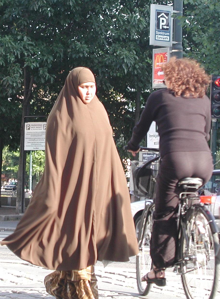 Kontrastene kan være store mellom ulike befolkningsgrupper. Her fra Oslo.