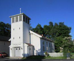 Enda et kristent gudshus blir moské