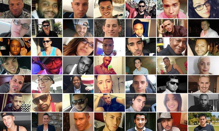 Ofrene fra Orlando.