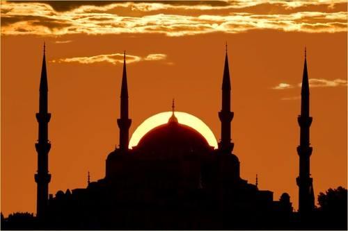 Underkastelse, som islam betyr.