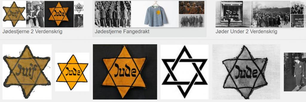 jøder.symbol