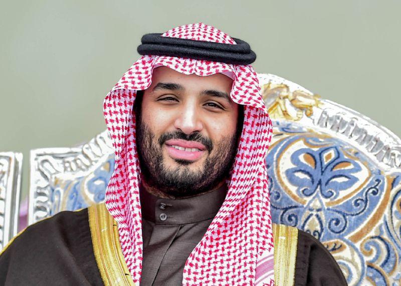 Prins Mohamad Bin Salman.