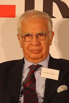 Amir Taheri. Bilde: Wikipedia.