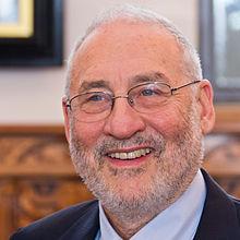 Joseph E. Stiglitz. Bilde: Wikipedia.