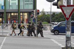 Skyting på kjøpesenter i München, lokale medier melder om flere drepte